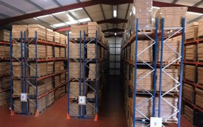 5 Ways to Maximise your Warehouse Space