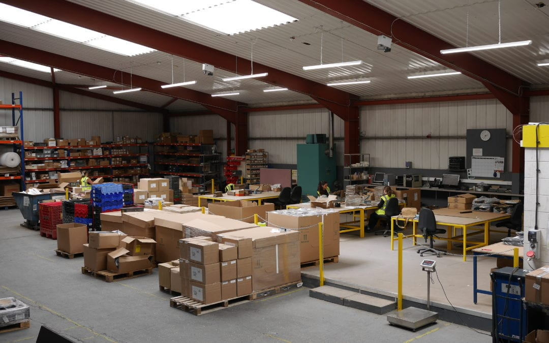 Our Focus of the Month – Contract Packing Department