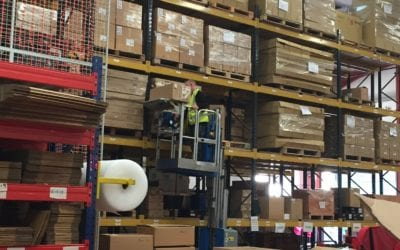 How to Maximise Warehouse Efficiency For Your Ecommerce Merchandise