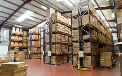 Working in Warehousing: What it's like During a Pandemic