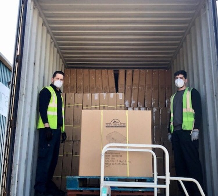 Keeping Britain Going – The Supply Chain that Never Sleeps