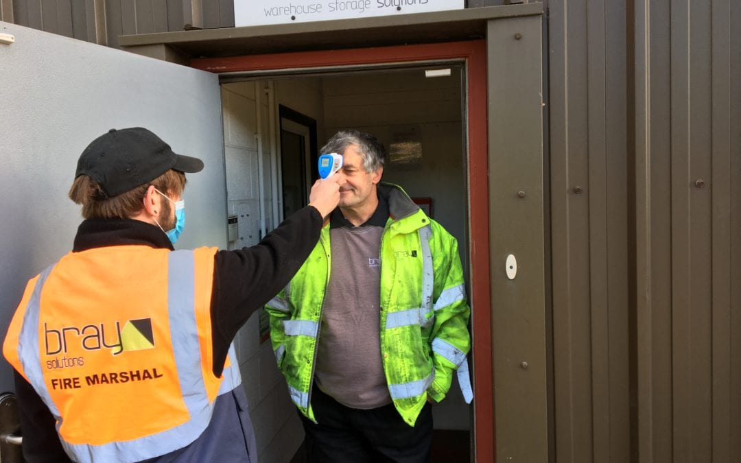 Focus of the month – Health & Safety