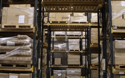 What is on-demand warehousing?