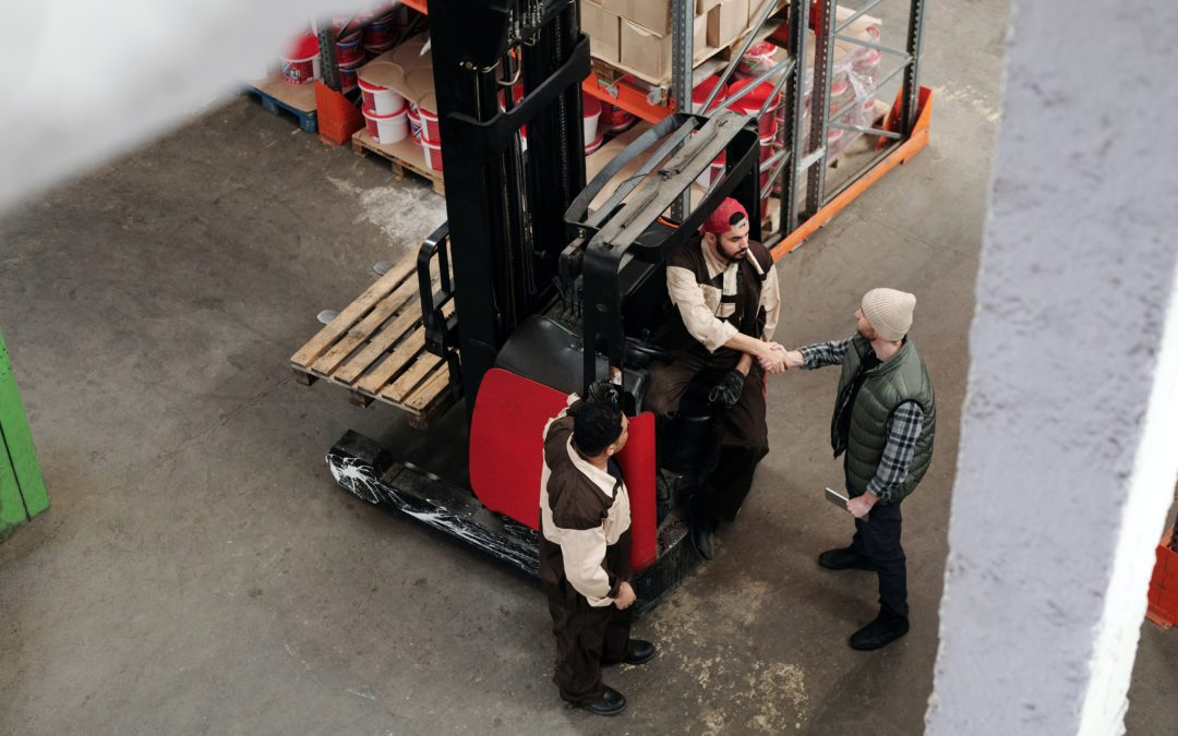 How to boost morale in a warehouse environment